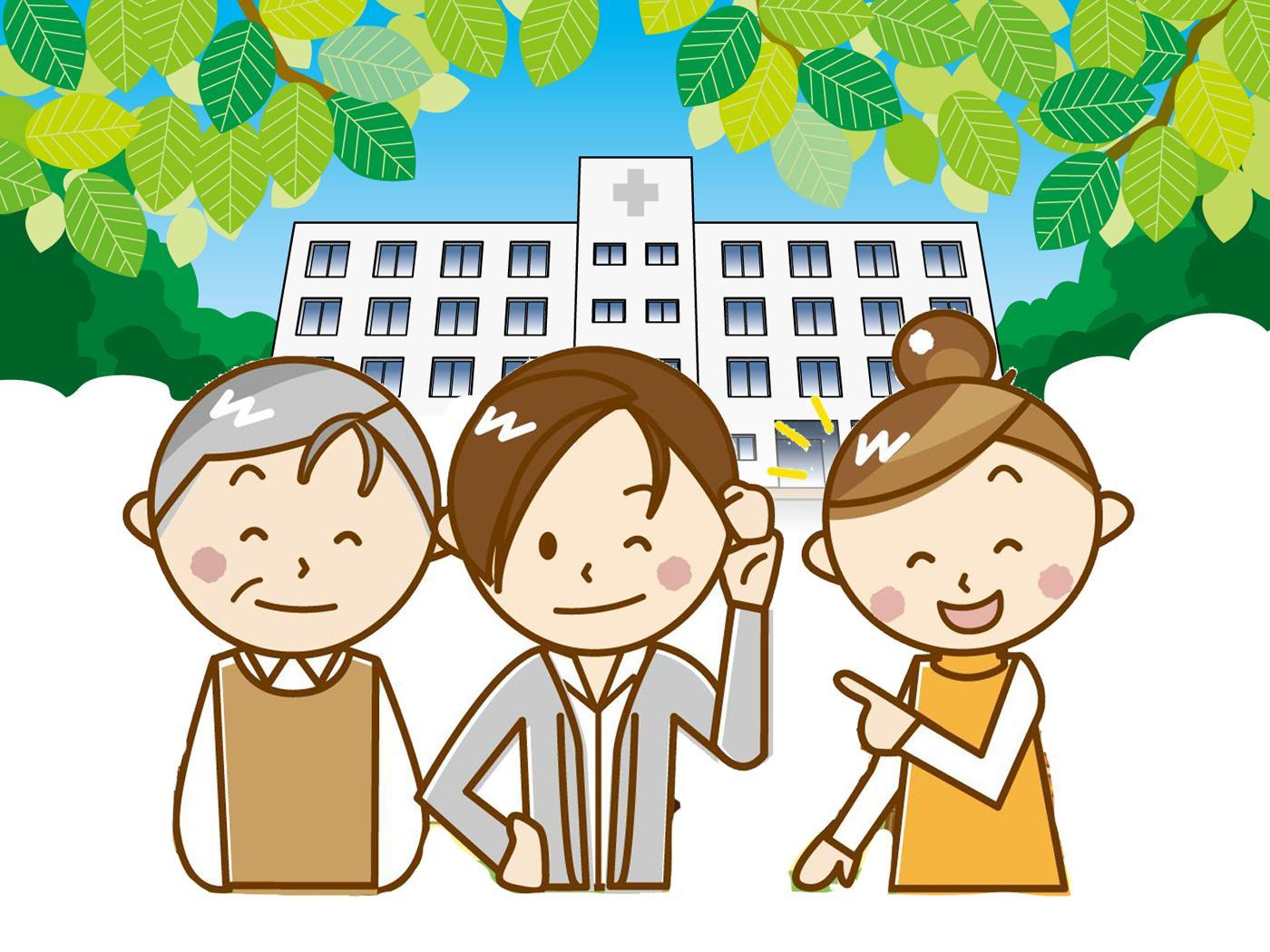 新松戸駅近の病院駐車場スタッフ!