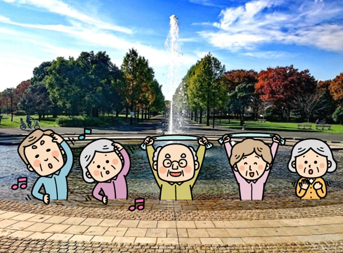 「10月スタート!」公園管理スタッフ募集!